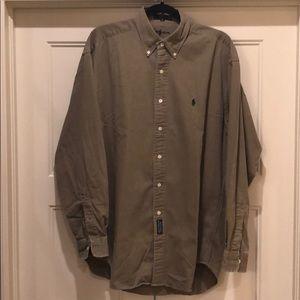 Vintage Polo Ralph Lauren Blaire Shirt Size Large